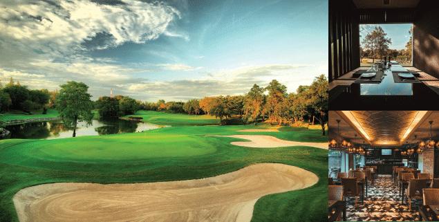 รูป golf course
