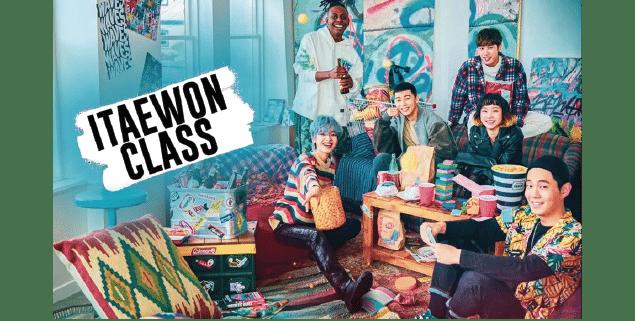 pic itaewon class